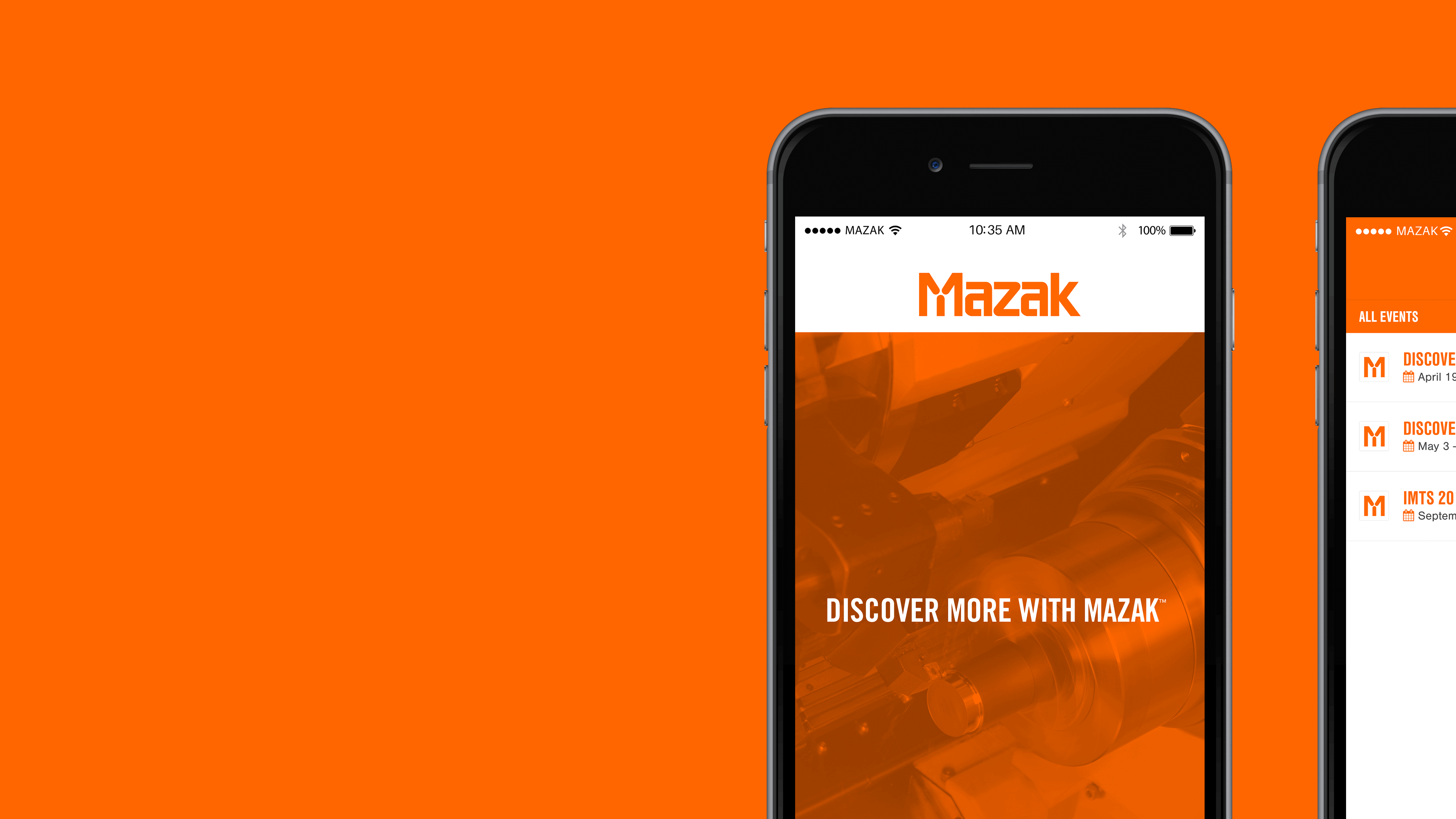 Mazak — Discovering Technology and Educational Events