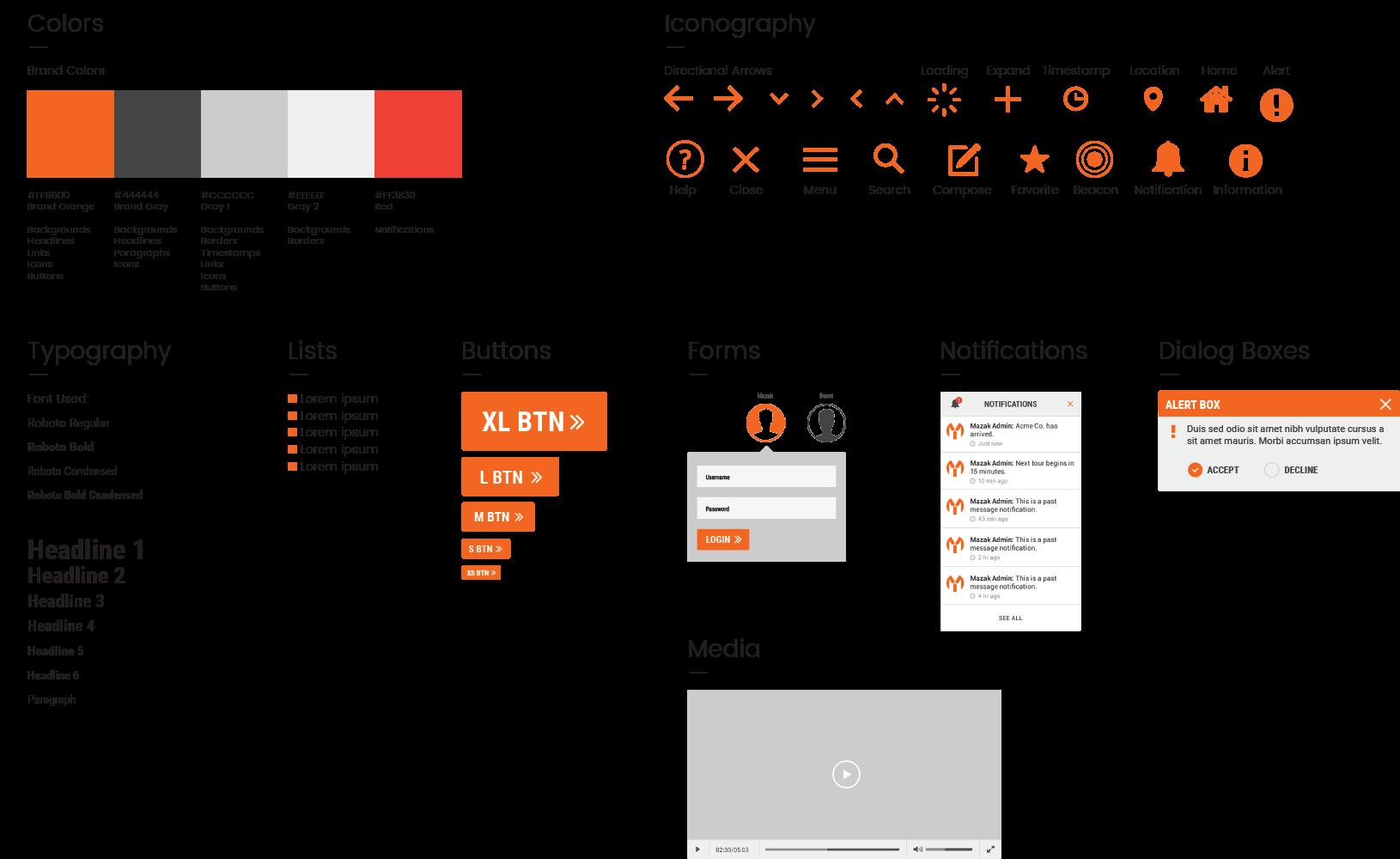 mazak-ismart-factory-app-style-guide