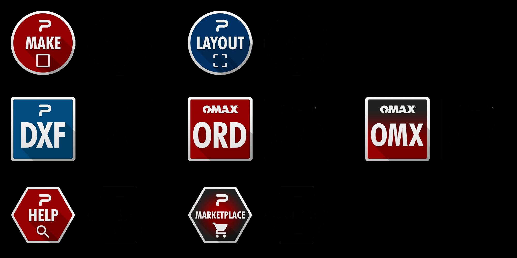 omax-icons