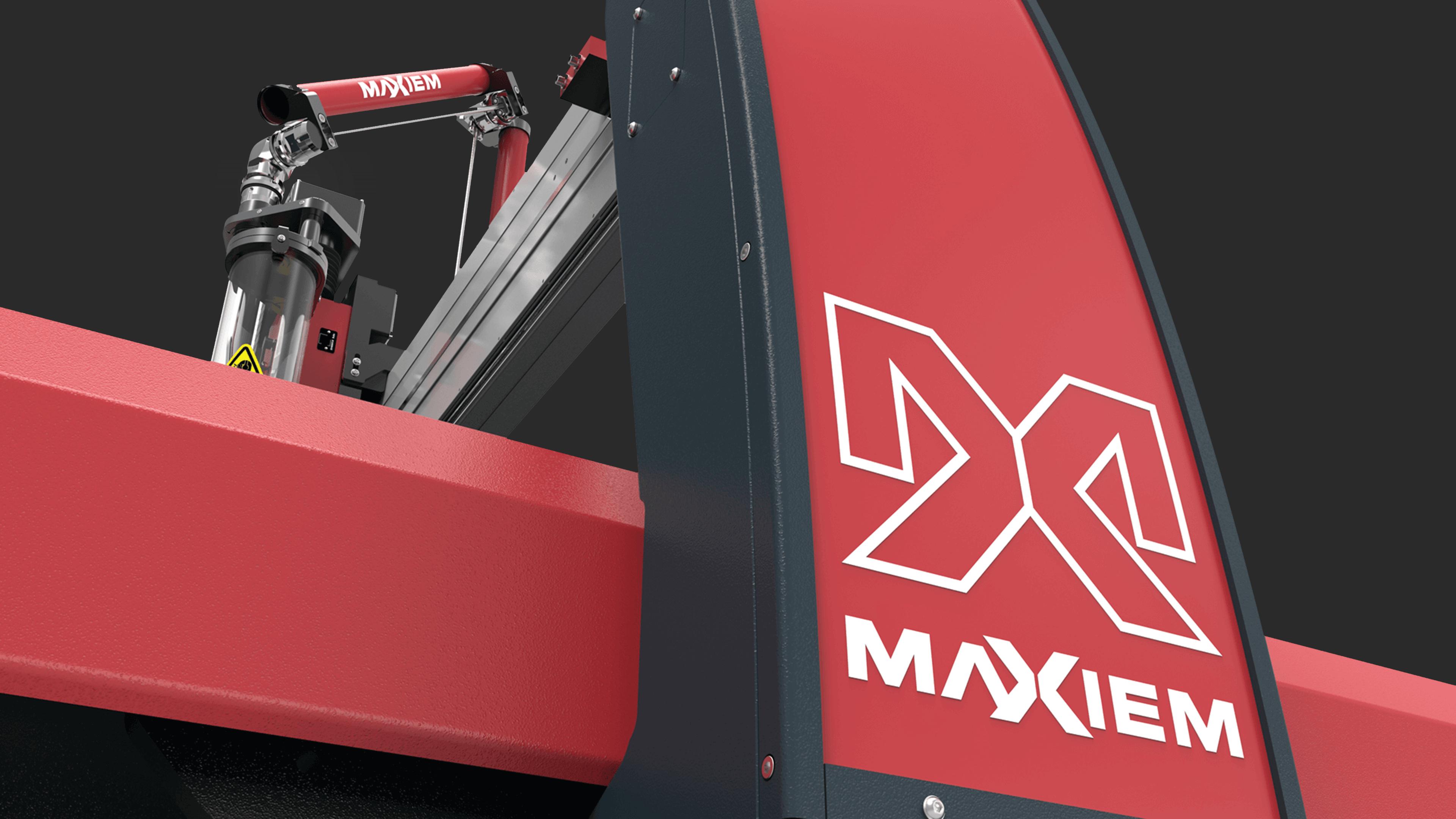 OMAX — Building MAXIEM Waterjets